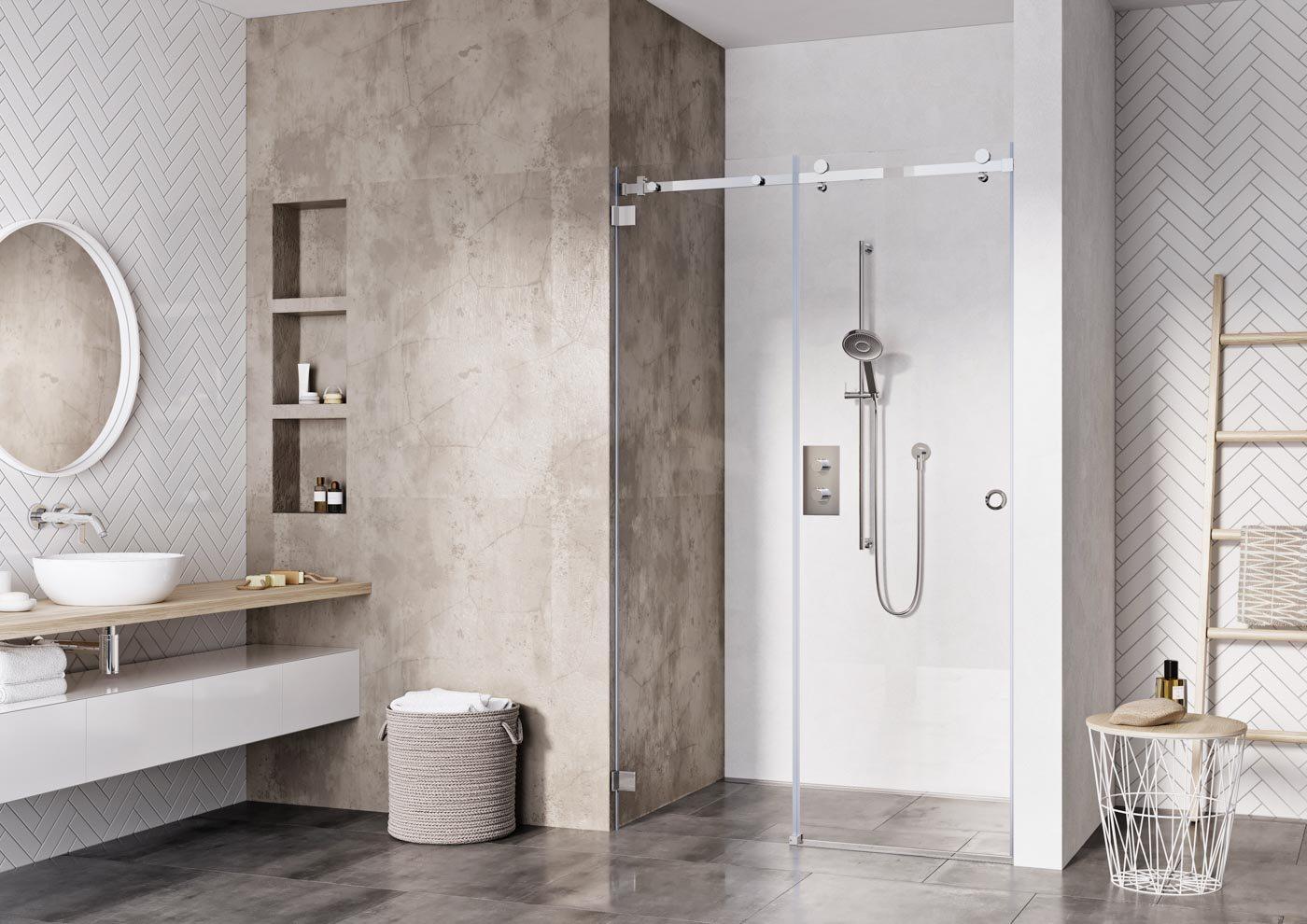 Kabina prysznicowa SLIDO marki Aquante